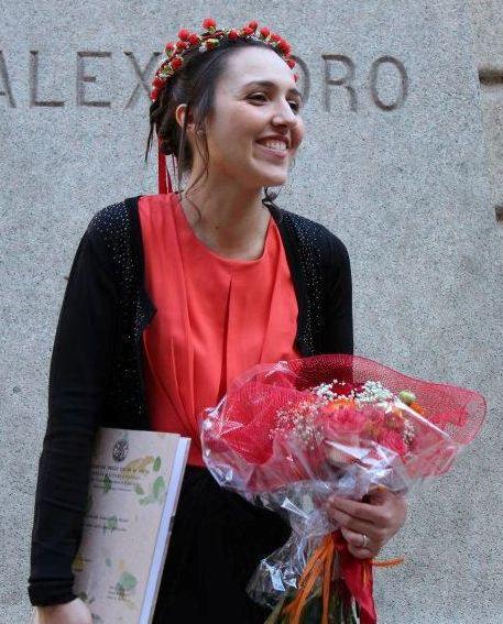 La storia di Chiara Robustellini laurea in psicologia
