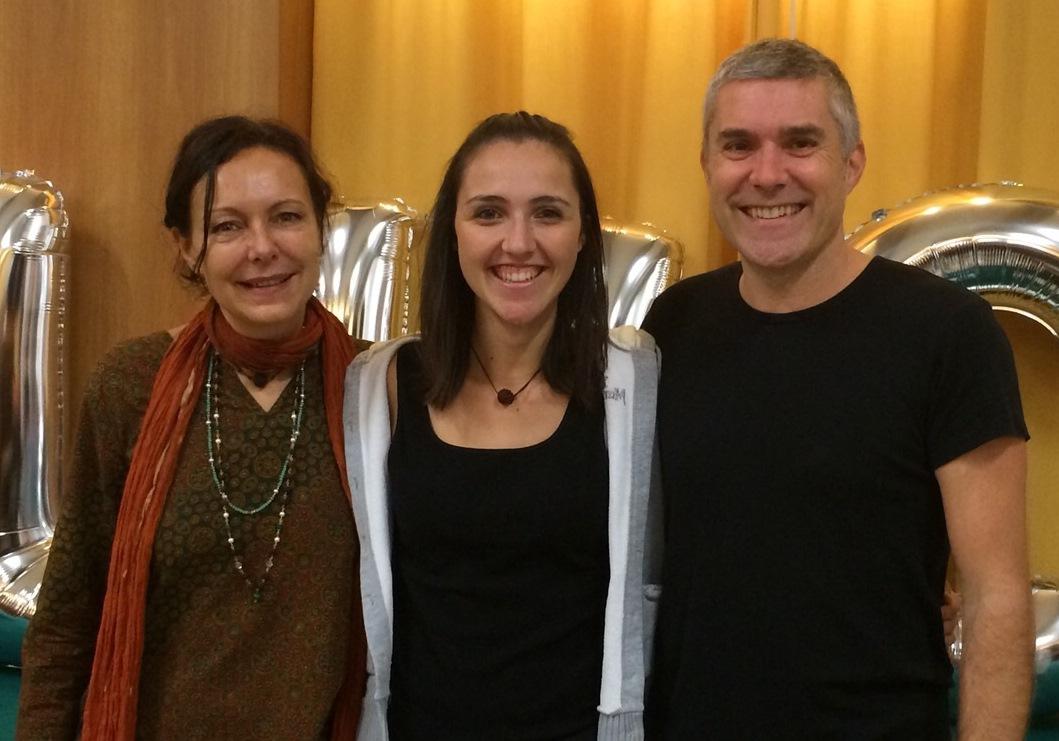 La storia di Chiara Robustellini - L'UCE - Blessyou