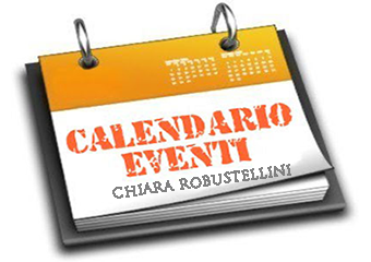 Chiara Robustellini - Calendario eventi