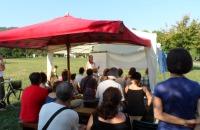 Chiara Robustellini - Insegnante Heal Yuor Life - Festival del benessere - Bergamo